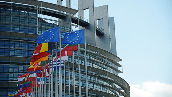 Nghị viện châu Âu (EP) - Sputnik Việt Nam