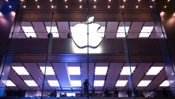 Cửa hàng Apple tại Hồng Kông, Trung Quốc - Sputnik Việt Nam