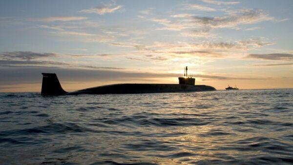 Tàu ngầm Yuri Dolgoruky - Sputnik Việt Nam