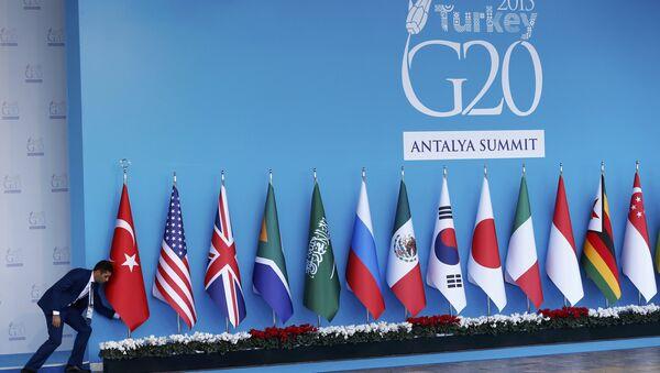 G20 - Sputnik Việt Nam