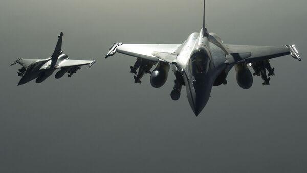 Máy bay chiến đấu đa năng Rafale của Không quân Pháp - Sputnik Việt Nam