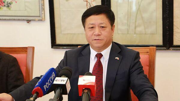Đại sứ Trung Quốc tại Liên bang Nga Zhang Hanhui - Sputnik Việt Nam