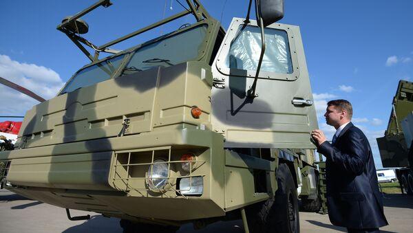 Hệ thống tên lửa phòng không S-350 Vityaz - Sputnik Việt Nam