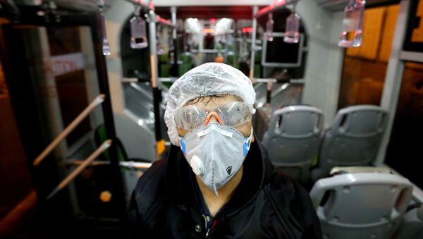 Tình hình coronavirus ở Iran. - Sputnik Việt Nam