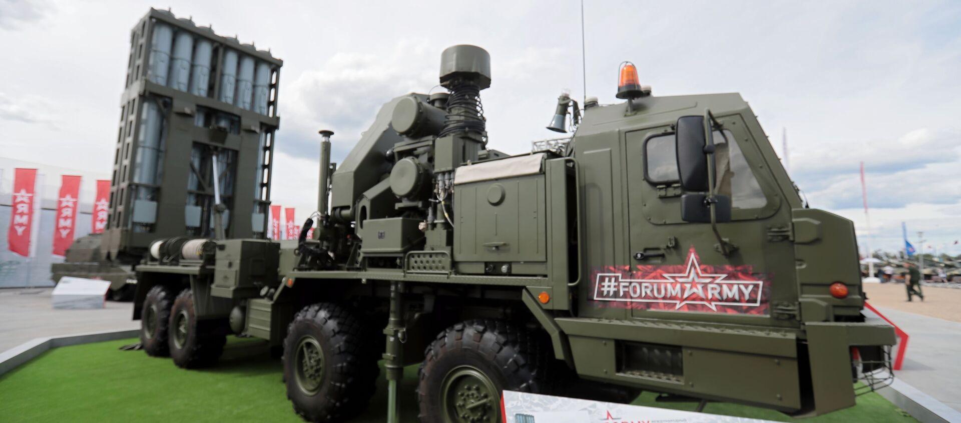 Hệ thống tên lửa phòng không mới S-350 Vityaz - Sputnik Việt Nam, 1920, 07.03.2020