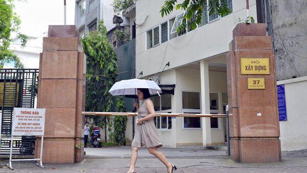 Đại diện Bộ xây dựng cho biết đến hiện tại chưa nắm thêm được thông tin về tiến trình điều tra vụ án. - Sputnik Việt Nam