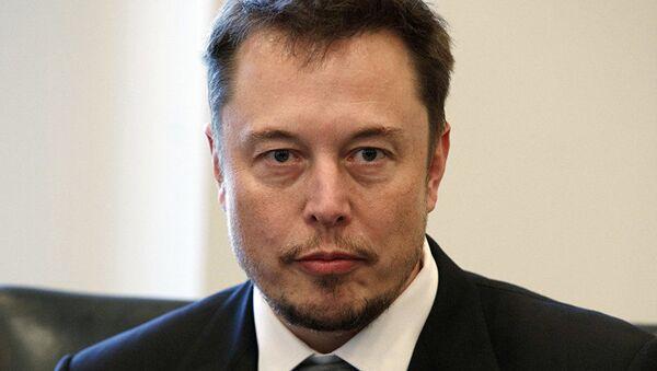 Doanh nhân Elon Musk - Sputnik Việt Nam