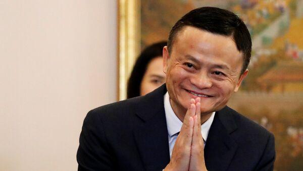 Jack Ma, nhà sáng lập Alibaba - Sputnik Việt Nam