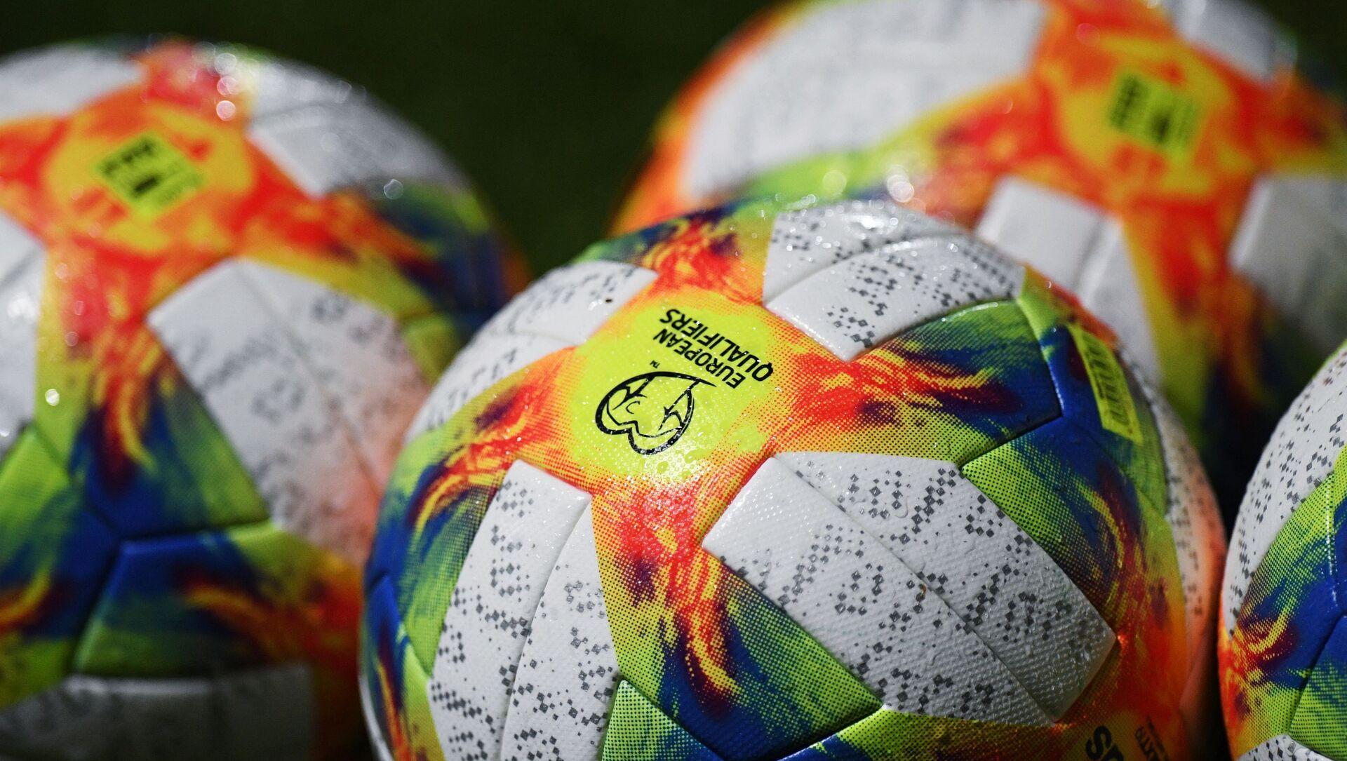 Quả bóng đá UEFA Euro-2020 - Sputnik Việt Nam, 1920, 14.05.2021