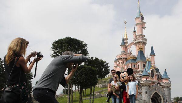 Disneyland Paris, Pháp - Sputnik Việt Nam