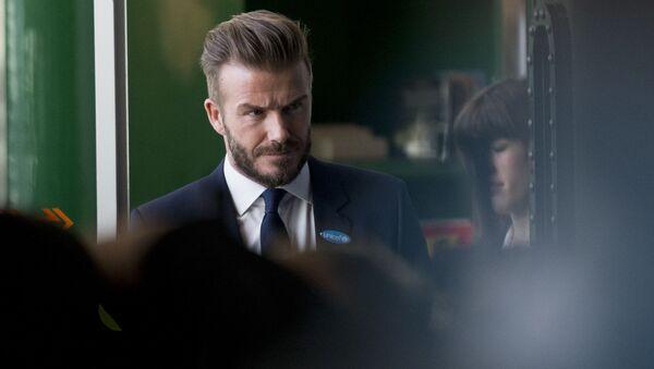David Beckham - Sputnik Việt Nam