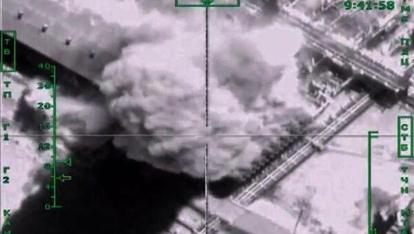 Nga không kích các vị trí ISIL ở Syria - Sputnik Việt Nam
