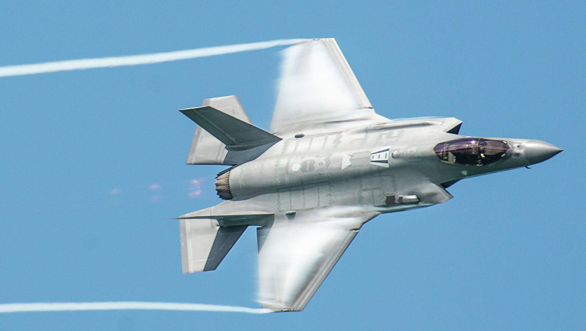 F-35A Lightning II của Không quân Hoa Kỳ - Sputnik Việt Nam, 1920, 29.06.2021