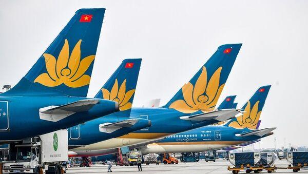Vietnam Airlines - Sputnik Việt Nam