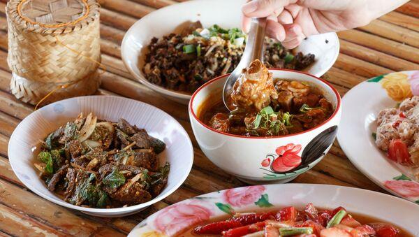 Món ăn Thái - Sputnik Việt Nam