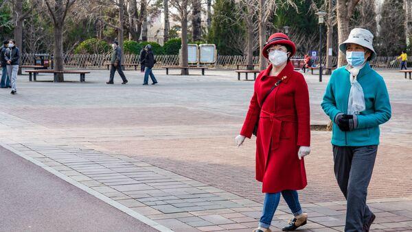 Ủy ban Y tế Quốc gia: Vào ngày 13 tháng 3 năm 1430 bệnh nhân mới bị viêm phổi mạch vành mới đã được chữa khỏi và xuất viện, 11 xác nhận - Sputnik Việt Nam