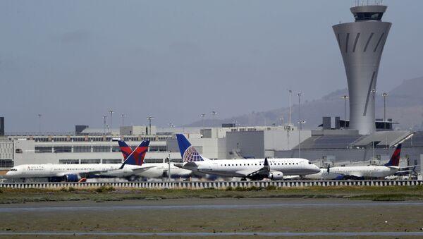 Sân bay quốc tế San Francisco, Mỹ - Sputnik Việt Nam