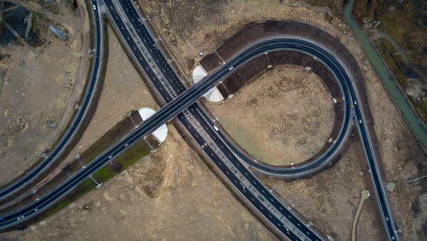 Đường cao tốc - Sputnik Việt Nam