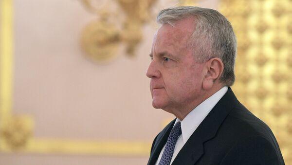 Đại sứ Mỹ tại Moskva John Sullivan - Sputnik Việt Nam
