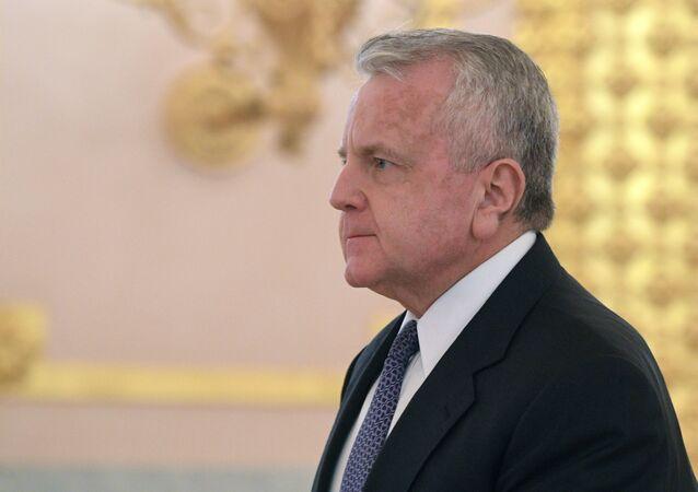 Đại sứ Mỹ tại Moskva John Sullivan