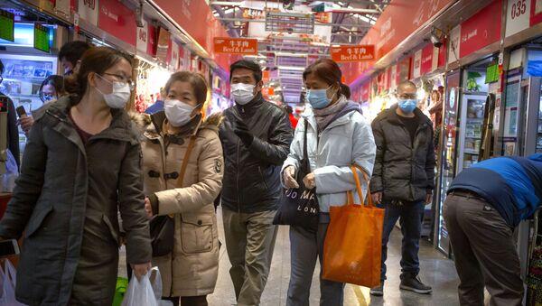 Mọi người khi đi mua sắm - Sputnik Việt Nam