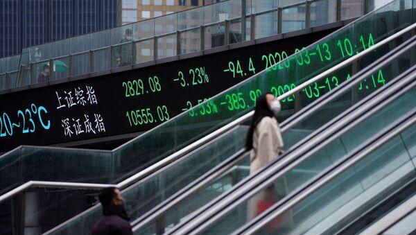 Trung Quốc kêu gọi tất cả các nước trên thế giới phối hợp các chính sách kinh tế - Sputnik Việt Nam