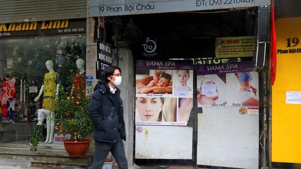 Các cửa hàng, dịch vụ đều đóng cửa. - Sputnik Việt Nam