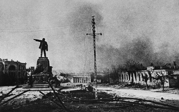 Ngày cuối cùng của cuộc phòng thủ Sevastopol - Sputnik Việt Nam