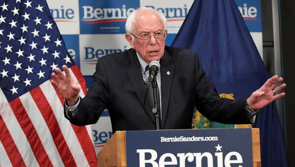 Bernie Sanders. - Sputnik Việt Nam