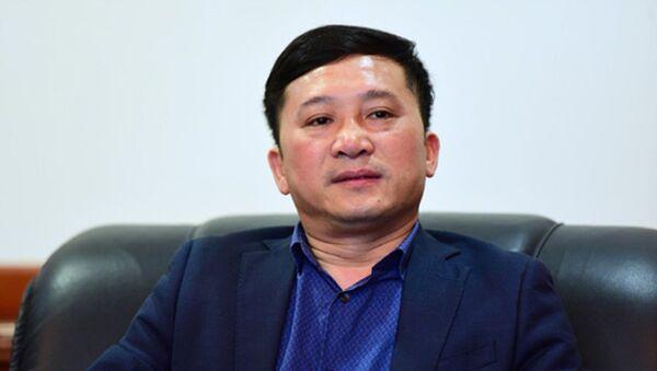 Chánh văn phòng Ban tổ chức Trung ương Hoàng Trọng Hưng - Sputnik Việt Nam
