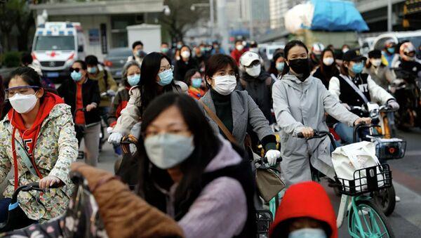 Cư dân Bắc Kinh trở lại bình thường. - Sputnik Việt Nam