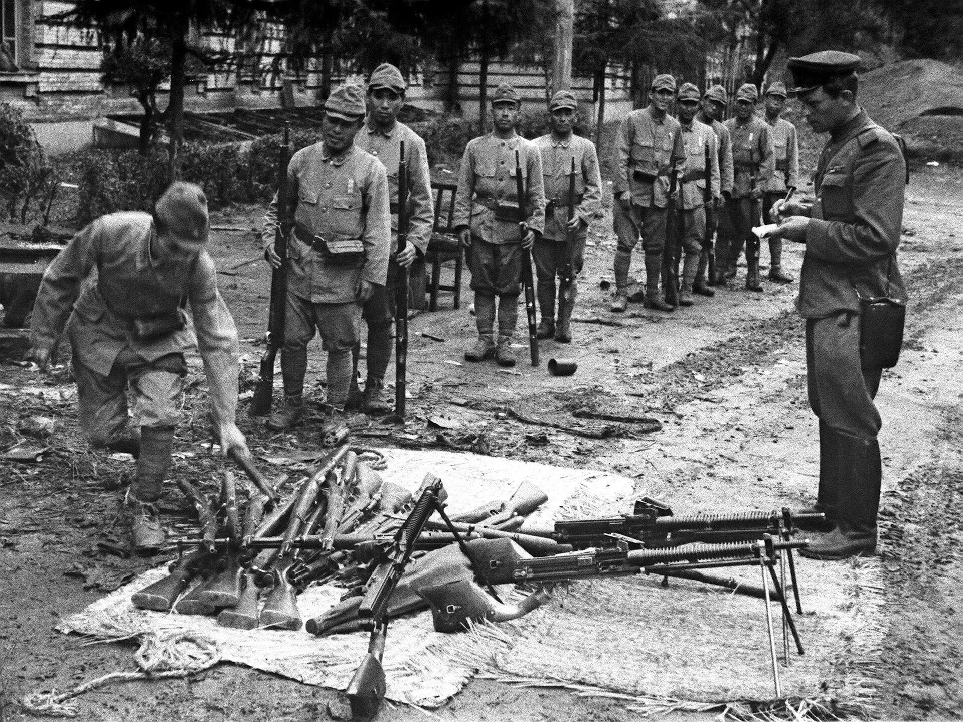 Nhật Bản đầu hàng vô điều kiện - Sputnik Việt Nam, 1920, 05.10.2021