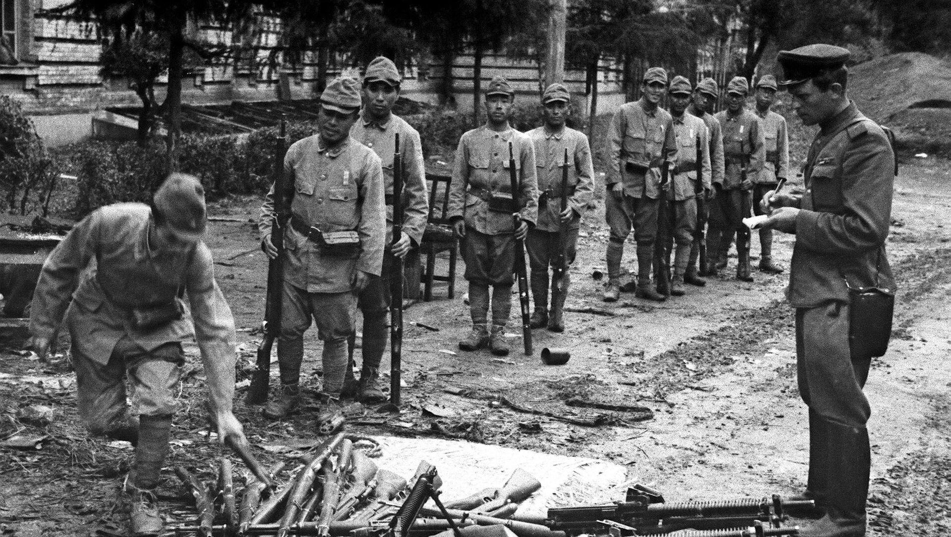 Nhật Bản đầu hàng vô điều kiện - Sputnik Việt Nam, 1920, 09.08.2021