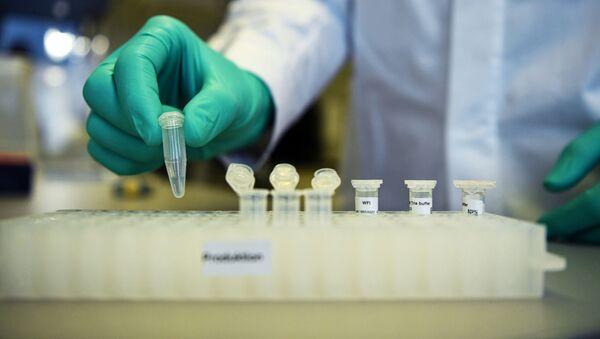 Nhà khoa học tiến hành nghiên cứu về vắc-xin chống lại coronavirus mới, Đức - Sputnik Việt Nam