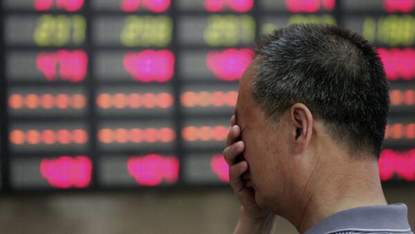 Thị trường chứng khoán trung quốc - Sputnik Việt Nam