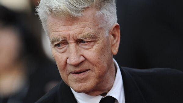 Đạo diễn phim nổi tiếng của Mỹ David Lynch. - Sputnik Việt Nam