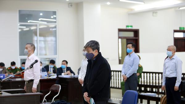 Ông Son và 8 bị cáo kháng án.  - Sputnik Việt Nam