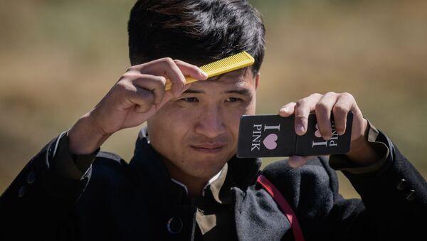 Sinh viên Bắc Triều Tiên. - Sputnik Việt Nam