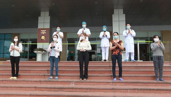 Các bệnh nhân được công bố khỏi bệnh ngày 25/4/2020 - Sputnik Việt Nam