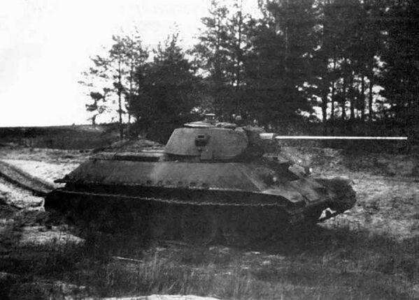 Xe tăng T-34-57 - Sputnik Việt Nam