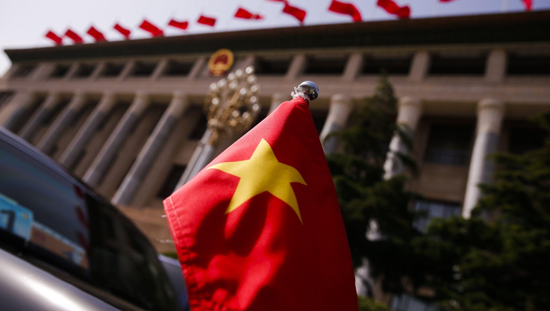Quốc kỳ Việt Nam - Sputnik Việt Nam, 1920, 22.05.2021
