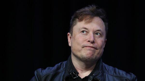Giám đốc điều hành Tesla Elon Musk - Sputnik Việt Nam