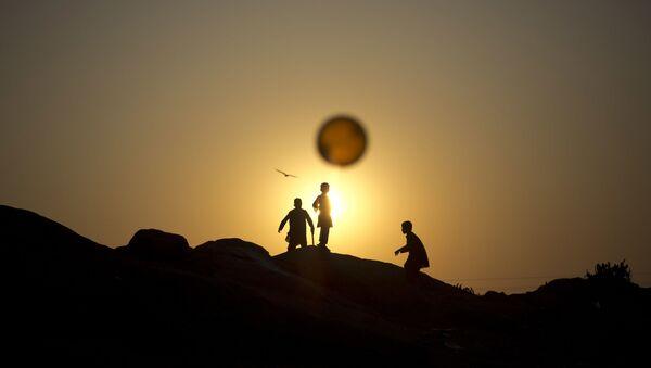 Trẻ em ở Pakistan - Sputnik Việt Nam