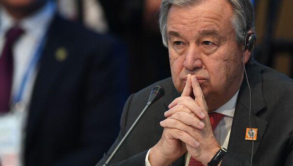 Tổng thư ký LHQ António Guterres - Sputnik Việt Nam