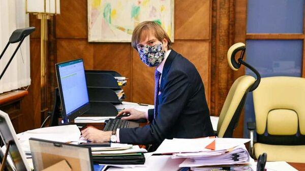 Bộ trưởng Y tế Séc Adam Vojtech - Sputnik Việt Nam