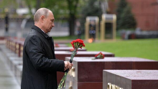 Tổng thống Liên bang Nga Vladimir Putin. - Sputnik Việt Nam