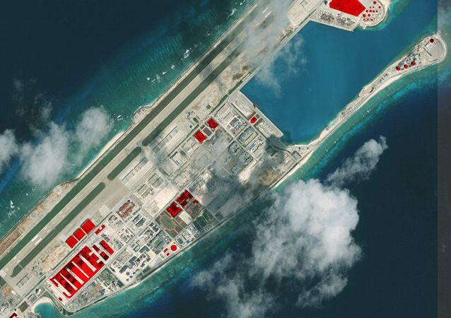 Quần đảo Trường Sa. Biển Đông