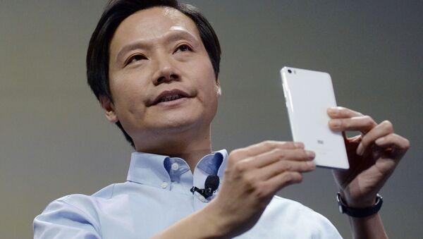 Người sáng lập và CEO của Xiaomi Lei Jun - Sputnik Việt Nam