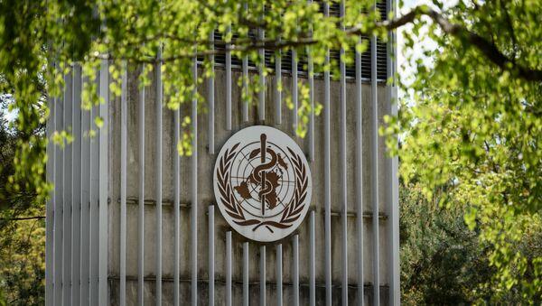 Tổ chức Y tế Thế giới (WHO). - Sputnik Việt Nam