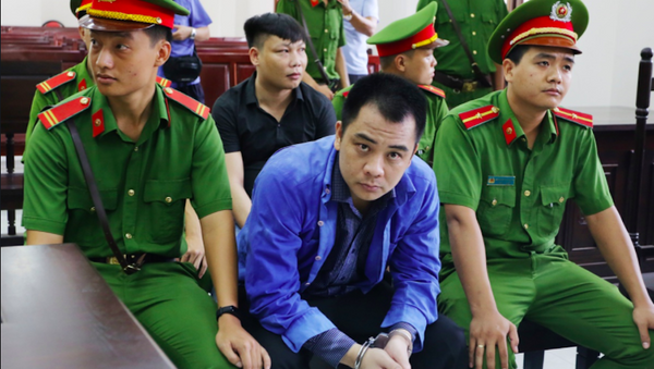 Giang 36 cầm đầu nhóm gây rối trật tự công cộng bị tuyên án 4 năm tù. - Sputnik Việt Nam